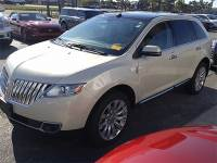 Pre-Owned 2015 Lincoln MKX Base FWD 4D Sport Utility