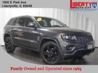 Certified Used 2015 Jeep Grand Cherokee Laredo 4x4 SUV in Libertyville