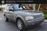 2009 Land Rover Range Rover 4x4 Autobiography 4dr SUV