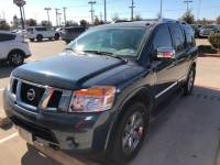 2013 Nissan Armada Platinum SUV For Sale in Burleson, TX