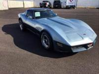 Pre-Owned 1982 Chevrolet Corvette RWD 2dr Coupe