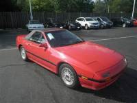 Pre-Owned 1988 Mazda RX-7 RWD 2dr Convertible