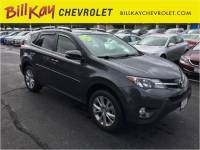 Pre-Owned 2015 Toyota RAV4 AWD AWD Limited 4dr SUV