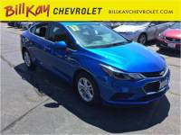 Certified Pre-Owned 2017 Chevrolet Cruze FWD LT Auto 4dr Sedan