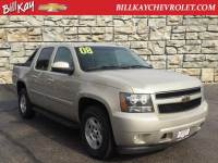 Pre-Owned 2008 Chevrolet Avalanche 4WD 4x4 LT 4dr Crew Cab SB