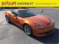 Pre-Owned 2008 Chevrolet Corvette RWD Z06 2dr Coupe