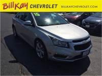 Pre-Owned 2015 Chevrolet Cruze FWD 2LT Auto 4dr Sedan w/1SH