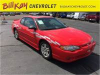 Pre-Owned 2000 Chevrolet Monte Carlo SS FWD SS 2dr Coupe
