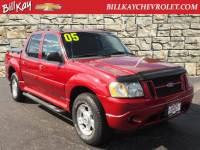 Pre-Owned 2005 Ford Explorer Sport Trac RWD 4dr XLT Crew Cab SB RWD