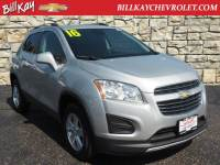 Pre-Owned 2016 Chevrolet Trax AWD AWD LT 4dr Crossover w/1LT
