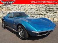 Pre-Owned 1969 Chevrolet Corvette Coupe