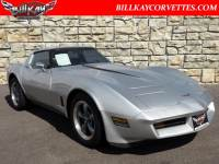Pre-Owned 1980 Chevrolet Corvette Coupe