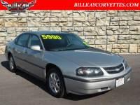 Pre-Owned 2005 Chevrolet Impala FWD 4dr Sedan
