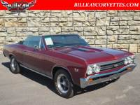 Pre-Owned 1967 Chevrolet Chevelle Coupe