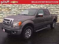 Pre-Owned 2011 Ford F-150 4WD 4x4 XLT 4dr SuperCrew Styleside 5.5 ft. SB