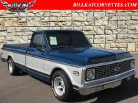 Pre-Owned 1972 Chevrolet C-10 Pickup Truck