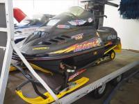 Pre-Owned 1996 Ski-Doo Mach 1 Snowmobile