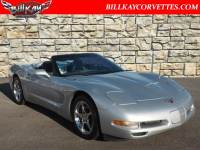 Pre-Owned 2001 Chevrolet Corvette RWD 2dr Convertible