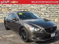 Pre-Owned 2016 Mazda6 FWD i Touring 4dr Sedan 6A