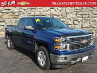 Pre-Owned 2014 Chevrolet Silverado 1500 4WD 4x4 LT 4dr Double Cab 6.5 ft. SB