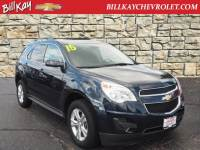 Pre-Owned 2015 Chevrolet Equinox FWD LT 4dr SUV w/1LT