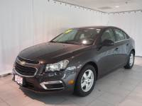 Pre-Owned 2016 Chevrolet Cruze Limited FWD 1LT Auto 4dr Sedan w/1SD
