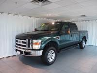 Pre-Owned 2008 Ford F-250 Super Duty Super Duty 4WD XLT 4dr Crew Cab 4WD LB