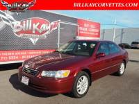 Pre-Owned 2000 Toyota Camry FWD LE V6 4dr Sedan