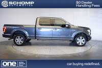 Pre-Owned 2016 Ford F-150 Platinum 4WD