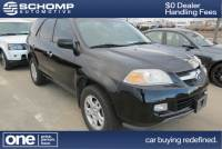 Pre-Owned 2006 Acura MDX Touring RES w/Navi With Navigation & 4WD