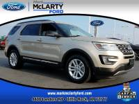 Pre-Owned 2017 FORD EXPLORER XLT FWD Front Wheel Drive Sport Utility