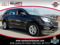 Pre-Owned 2017 CHEVROLET EQUINOX FWD 4DR LS Front Wheel Drive Sport Utility Vehicle