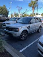 Pre-Owned 2013 Land Rover Range Rover Sport HSE Four Wheel Drive SUV