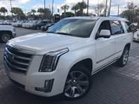 Pre-Owned 2015 Cadillac Escalade Premium Rear Wheel Drive SUV