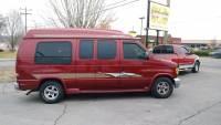 1999 Ford E-150 3dr Chateau Passenger Van