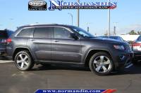 CERTIFIED PRE-OWNED 2014 JEEP GRAND CHEROKEE LIMITED RWD 4D SPORT UTILITY
