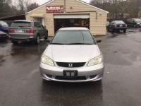2005 Honda Civic LX Special Edition 2dr Coupe