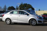 Used 2015 Chevrolet Sonic LT Auto Sedan in Fairfield CA
