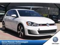 2017 Volkswagen Golf GTI S 4-Door Hatchback Front-wheel Drive