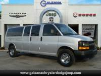2013 Chevrolet Express RWD 2500 155 Paratransit Full-size Cargo Van in Fort Myers