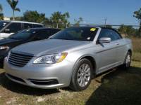 2012 Chrysler 200 2dr Conv Touring Convertible in Fort Myers