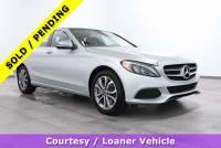 Loaner - 2017 C 300 Sedan