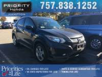 Certified 2016 Honda HR-V EX-L w/Navigation AWD SUV in Hampton, VA
