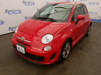 Used 2015 FIAT 500 Abarth Hatchback in Fairfield CA