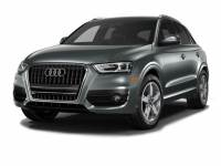 Certified Pre-owned 2015 Audi Q3 2.0T SUV For Sale in Valencia