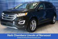 Used 2015 Ford Edge 4dr Titanium AWD SUV in Westborough