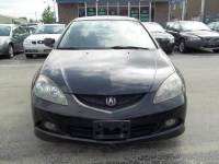 2005 Acura RSX 2dr Hatchback w/Leather