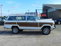 1989 Jeep Grand Wagoneer Base 4dr 4WD SUV