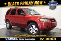 Pre-Owned 2005 Ford Escape Limited 3.0L Automatic SUV Fort Wayne, IN