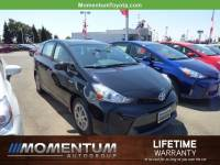 Used 2016 Toyota Prius v Two Wagon in Fairfield CA